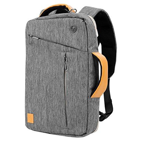Shoulder Bag 17.3 Inch Laptop Backpack Business Briefcase for Dell Inspiron 17 3785 3793 3797 7706 7790, Precision 5750 7750, XPS 17 9700, G7 17 7700