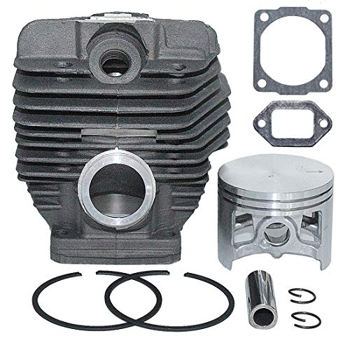 AUMEL 54mm Zylinderkolben Kit für Stihl MS660 066 MS650 064 Kettensäge ersetzen 1122 020 1211.