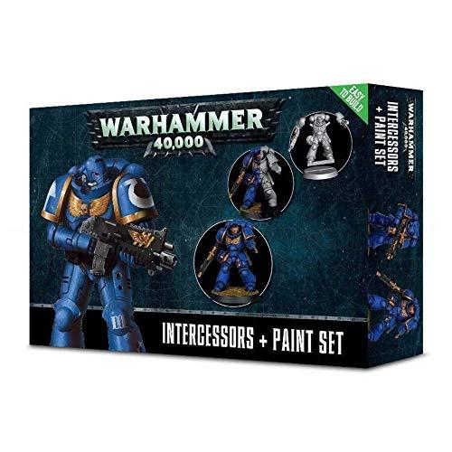 Games Workshop Warhammer 40,000 Intercessors +...