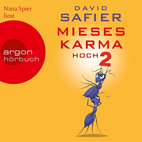 Mieses Karma hoch 2 audiobook cover art