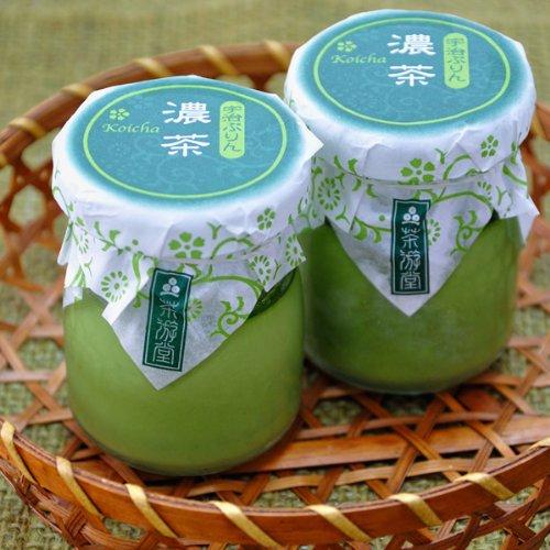 宇治ぷりん (濃茶 6個入り)