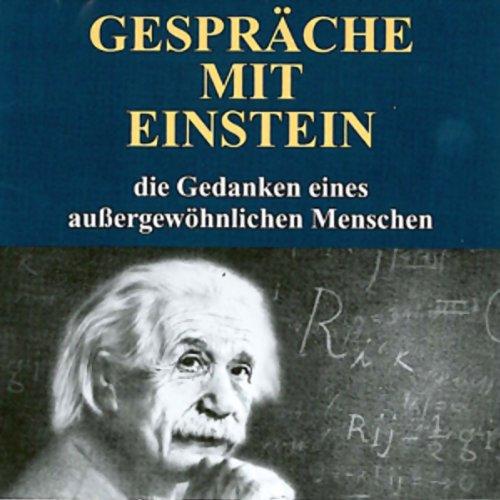 Gespräche mit Einstein Titelbild