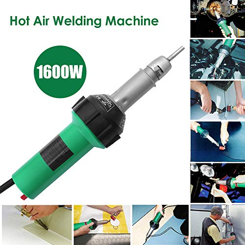 1600W Welder Pistol Flooring Tools Hot Air Torch Plastic Welding Gun (Welder Pistol Flooring Tools)