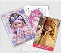 NEW!!Blythe ブライス、ラッキーカード、日本製 Made in Japan おしゃれ かわいい 今年のラッキーになれるヒントをゲット出来ます。