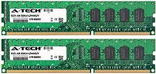 4GB KIT (2 x 2GB) for Dell Vostro Desktop Series 230 Mini Tower 230s Slim Tower 260 260S 430 Mini Tower 460 Mini Tower. DIMM DDR3 Non-ECC PC3-10600 1333MHz RAM Memory. Genuine A-Tech Brand.