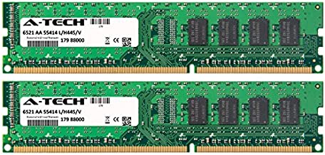 A-Tech 8GB KIT (2 x 4GB) For Gateway SX Series SX2311-03 SX2370-UB30P SX2370-UR10P SX2370-UR30P SX2370-US10P SX2850-01 SX2850-33 SX2851-09e SX2851-41 SX2. DIMM DDR3 NON-ECC PC3-8500 1066MHz RAM Memory