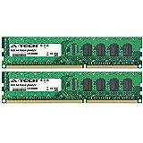 A-Tech 8GB KIT (2 x 4GB) for HP-Compaq Pavilion P7 Series p7-1001 p7-1003w p7-1007c p7-1010 p7-1010z p7-1011de p7-1012 p7-1015uk p7-1020 p7-1026 p7-1028 DIMM DDR3 Non-ECC PC3-8500 1066MHz RAM Memory