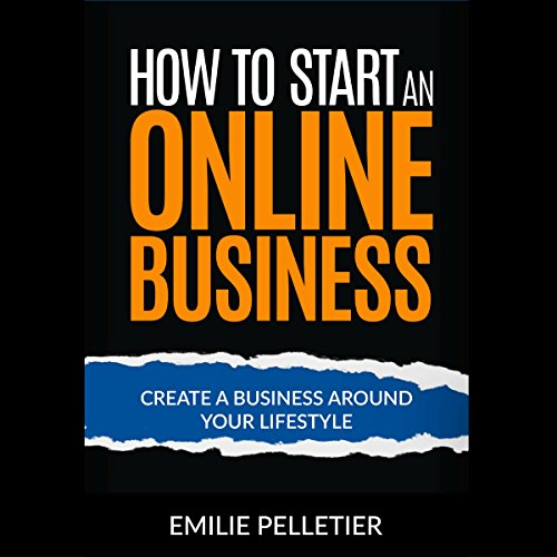 How to Start an Online Business audiobook cover art