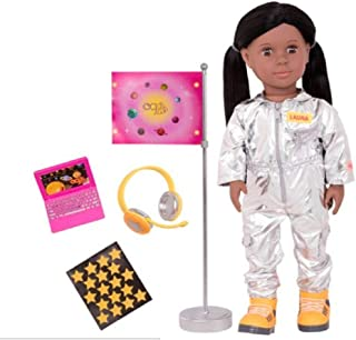 Our Generation Professional African American Doll - Astronaut - Laura