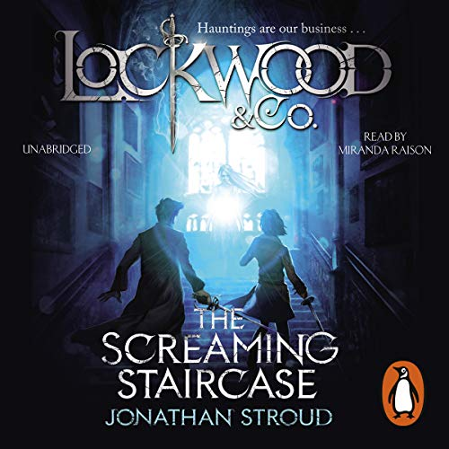 The Screaming Staircase cover art