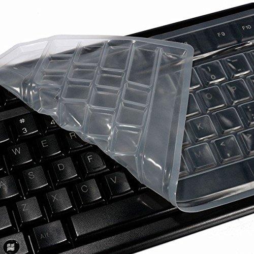 Pink Lizard Chiaro copertura della protezione della pelle della tastiera universale per il pc desktop computer