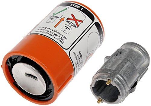 Dorman – Cilindro de bloqueo de encendido, Codificación automática, cilindro de la cerradura de…