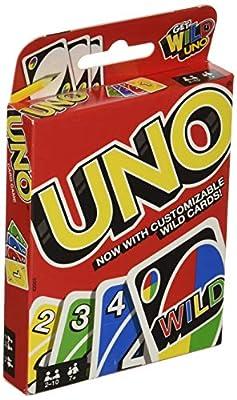Mattel Games 42003Uno Jeu de cartes