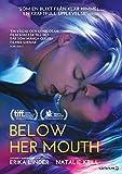 Below her mouth (2016 DVD Region 2) Erika Linder, Natalie Krill, Sebastian Pigott