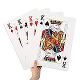 "Super Jumbo Playing Cards (Humongous 10.5"" x 14.5"" Cards)"