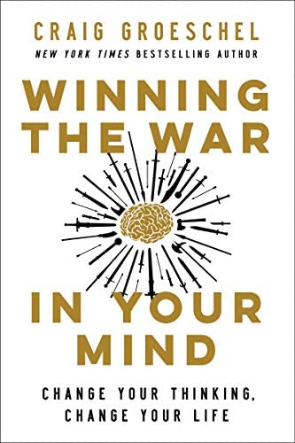 Winning the War in Your Mind Change Your Thinking Change Your Life product image