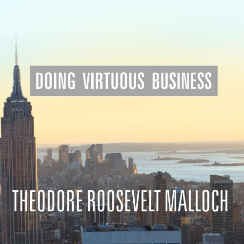 Doing Virtuous Business audiobook cover art