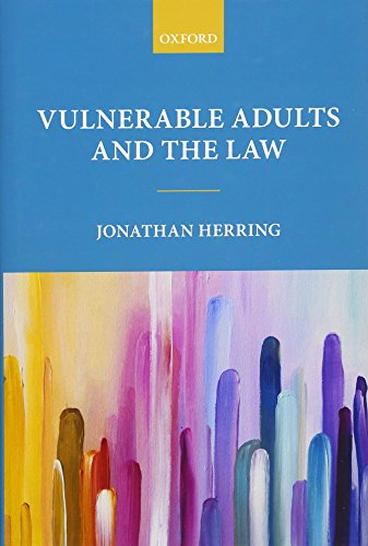 Herring, J: Vulnerable Adults and the Law