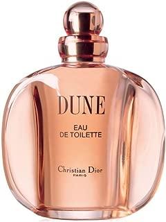 Dune By Christian Dior For Women. Eau De Toilette Spray 3.4 Ounces