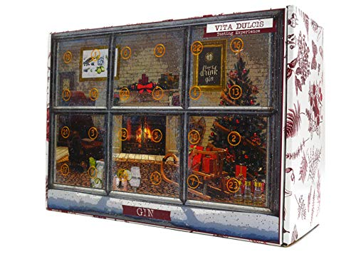 Vita Dulcis Gin Adventskalender Edition Basic 2018-24x0,02l
