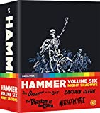 Hammer Volume Six: Night Shadows [Blu-ray] [1961]