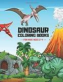 Dinosaurs Coloring Book: Dinosaurs Coloring Book