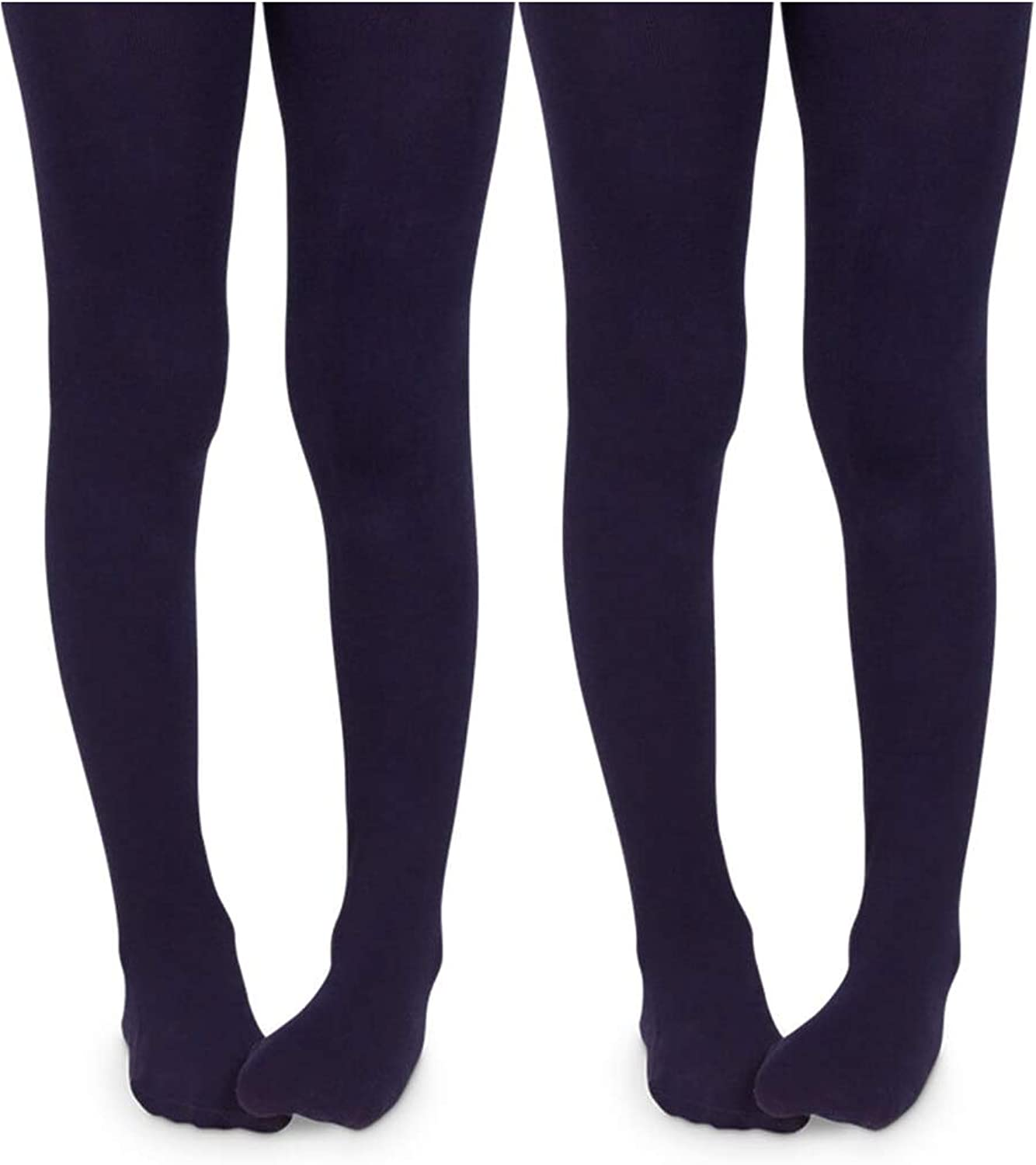 Jefferies National products Cheap sale Socks girls Classic Cotton Pack Pair 2 Tights