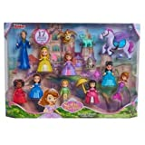 Sofia The First Deluxe Friends Collection 17 Piece