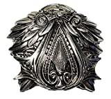 Beautiful Belt Buckle Assassin's Creed Brotherhood Ezio Pewter Finish Customize Your Belt to A Particular Occasion