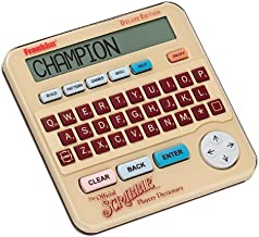 Franklin Electronics SCR-228 The Official Scrabble Players Dictionary