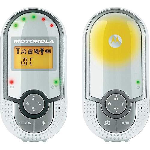 Motorola MBP16 - Vigilabebés audio con pantalla de 1.5