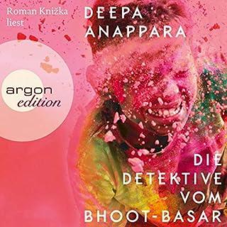 Die Detektive vom Bhoot-Basar Titelbild