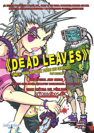 Dead Leaves [DVD]...