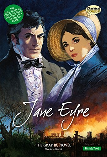 Jane Eyre: The Graphic Novel (Classical Comics)