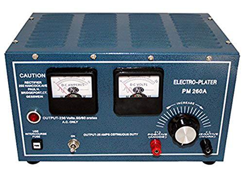 30A Platin Silber Gold-Plating Maschine Jewelry Platter Galvanik Gleichrichter