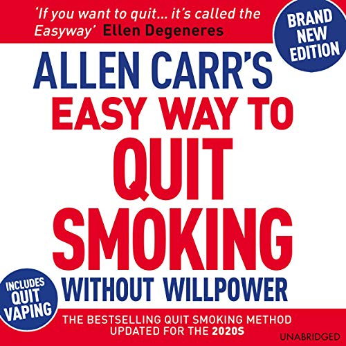 Allen Carr's Easy Way to Quit Smoking cover art