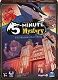 5-Minute Mystery The Museum of Everything Game, for Adults and Kids Ages 8 and up, by SpinMaster