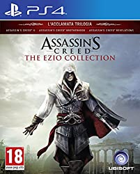 Comprende la modalità per giocatore singolo di Assassin's Creed 2, Assassin's Creed Brotherhood e Assassin's Creed Revelations Rimasterizzati per la prima volta su console PS4 e Xbox One Include i DLC dei tre prodotto e due filmati brevi
