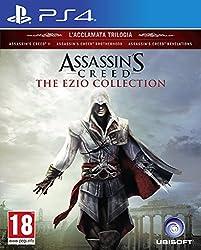 Assassin's Creed II + Assassin's Creed Brotherhood + Assassin's Creed Revelation Rimasterizzati per la prima volta su console PS4 e Xbox One Include tutti i DLC dei tre prodotto + due filmati brevi