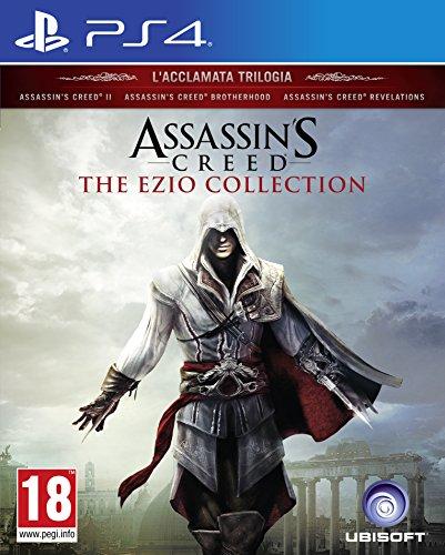 AC THE EZIO COLLECTION PS4