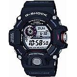 [カシオ] 腕時計 ジーショック RANGEMAN 電波ソーラー GW-9400J-1JF ブラック