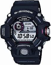 Casio Men's GW-9400J-1JF G-Shock Digital G Rangeman Series Multiband 6, Black Watch