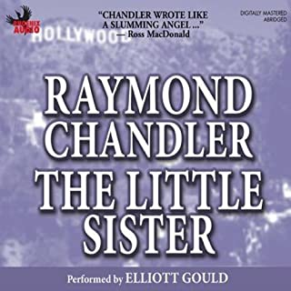 The Little Sister audiobook cover art