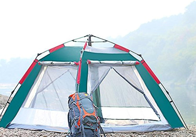 Xmaker Outdoor-Automatik-Zelt, Camping, Camping, Camping, Camping, Verdickung Und Regen Beweis Outdoor-Zelt. B07CM39D1W  Qualität zuerst 52246b