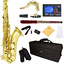 Best cecilio tenor saxophone Reviews