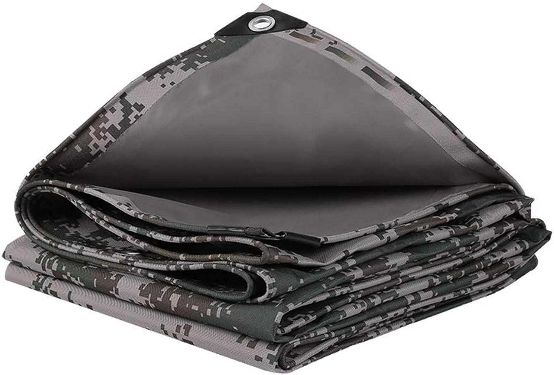 ATR Zelt Tarps verdicken Camouflage-Plane, Wasserdichte Plane im Freien Regenstoff Sonnenschutz Tarp Schuppen Tuch Oxford Tuch Markise Staubschutz 500g   m \u0026 sup2; B07Q7ZND1D  Hohe Qualität und günstig