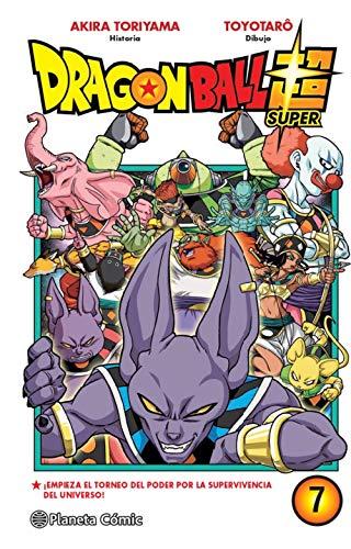 Dragon Ball Super nº 07 (Manga Shonen) (Spanish Edition)