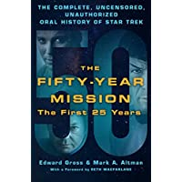 The Fifty-Year Mission: The Complete History of Star Trek Ebook Deals