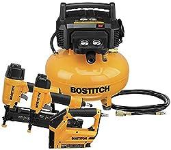 powerful BOSTITCH Air Compressor Combo Kit, 3 Tools (BTFP3KIT)