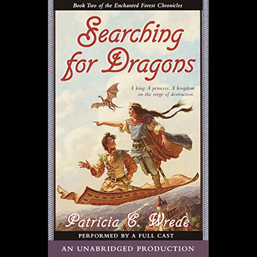 Searching for Dragons audiobook cover art